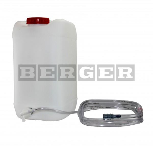 Stapler Batterie Füllbehälter Aquamatic 30 Liter
